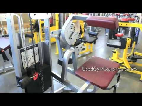 Buy Used Cybex VR2 Gym Equipment Circuit For Sale
