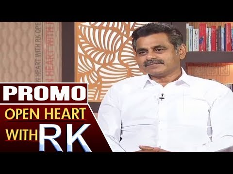 Konda Vishweshwar Reddy | Open Heart With RK | Promo | ABN Telugu