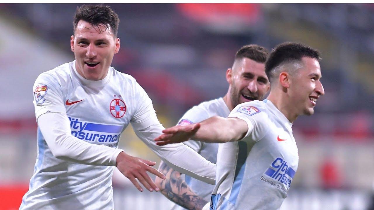 REZUMAT | UTA - FCSB 0-1. O groază de ocazii mari irosite de jucătorii echipei lui Gigi Becali
