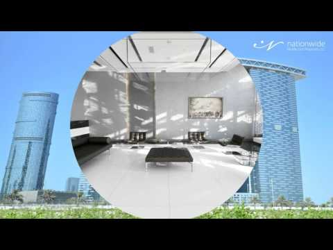 World Class 3 Bedroom Apartment in Gate Towers, Al Reem Island