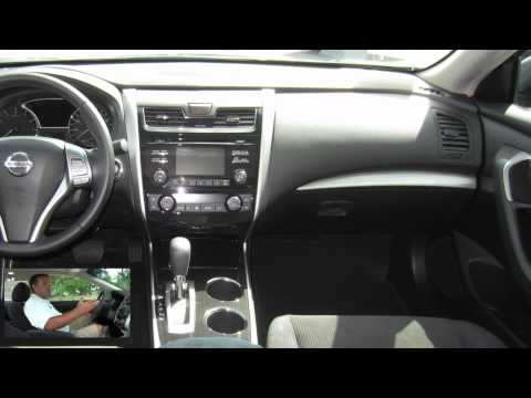 2013 Nissan Altima 2 5 Sv Super Black C109071 Youtube