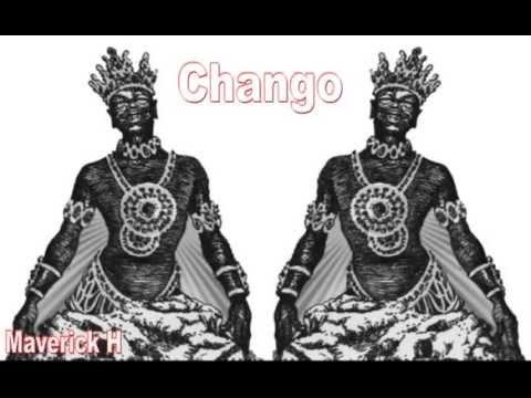 Shango Historia, Rezo y Canto