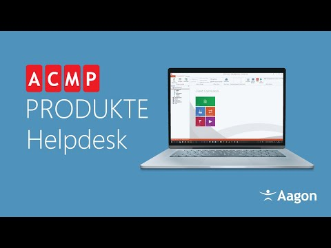ACMP Helpdesk – Professioneller IT-Support für Ihre Mitarbeiter