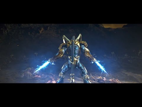Starcraft 2: Legacy of the Void Opening Cinematic Trailer (SC2 LOTV) (PC)