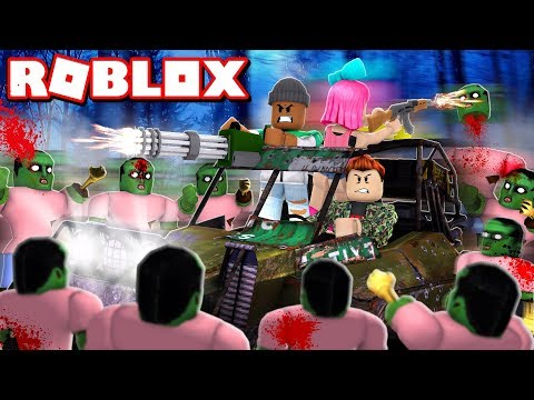 New Scariest Zombie Game Ever Roblox Those Who Remain