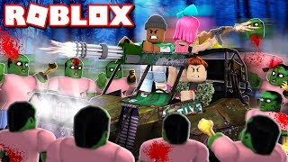 *NEW* SCARIEST ZOMBIE GAME EVER!! | Roblox Those Who Remain