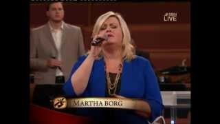 One Moment in His Presence  - Martha Borg