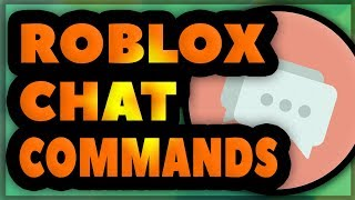 Roblox Scripting Tutorial | CHAT COMMANDS!
