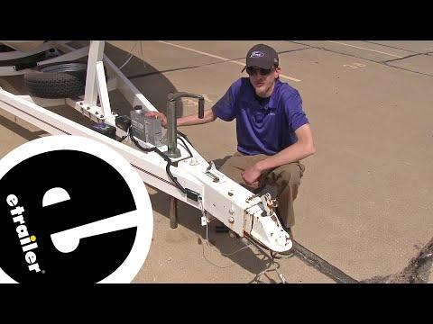 HydraStar Marine Electric Over Hydraulic Actuator Installation - etrailer.com