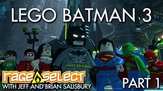 The Dojo - Lego Batman 3: Beyond Gotham - Part 1
