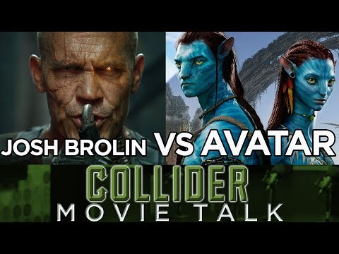 Josh Brolin Turns Down Avatar, James Cameron Upset - Collider Movie Talk