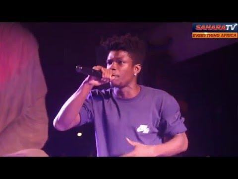 Rap Challenge: Upcoming Arts Slug It Out At Lagos Industry Night
