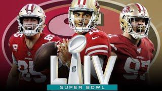 SAN FRANCISCO 49ERS SUPER BOWL 54 HYPE VIDEO | Time2Football