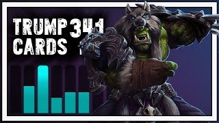 Hearthstone: Trump Cards - 341 - By Totem and Claw - Part 1 (Shaman Arena)