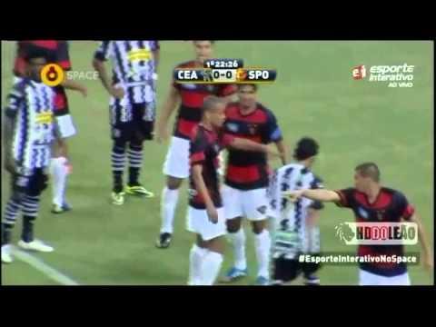 378b4b177539f Ceará 1 x 1 Sport - Final Completa da Copa do Nordeste 2014 (Sport  Tricampeão do Nordeste)