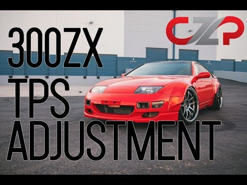 How To Adjust Your 300ZX Throttle Position Sensor