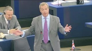 Nigel Farage: Dave is whistling in the wind