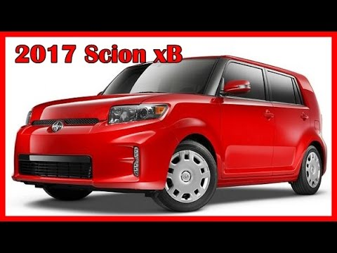 2017 Scion Xb Picture Gallery Youtube