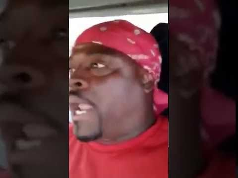 Black Donald Trump Supporter Apologizes For His Win--NOT!!!
