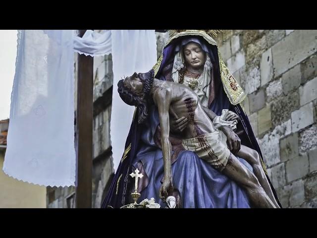 Procesión La Dolorosa en León 2019