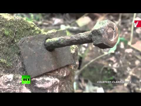 Not Wolfsschanze: Nazi 'lair' discovered in Argentinian jungle