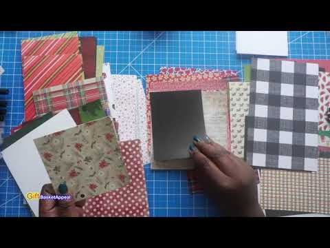 Choosing Patterned Paper for Cardmaking