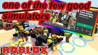 GUYS!!! I FOUND ONE OF THE ONLY GOOD SIMULATORS ON ROBLOX this is NOT a drill