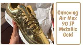 Unboxing Nike Air Max 90 SP (Air Max Day)