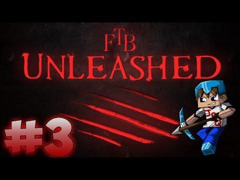 The FTB Unleashed Adventures w/ Compozeee #3 - Solar Energy!