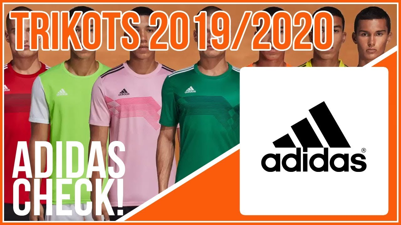 adidas trikots 2019 2020 fu ball katalog jerseys youtube. Black Bedroom Furniture Sets. Home Design Ideas