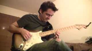 The Police - Miss Gradenko Guitar cover