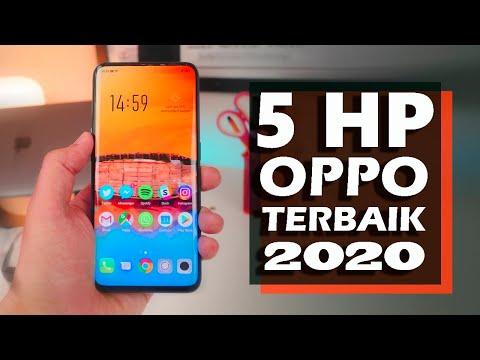 5 HP OPPO KAMERA TERBAIK UNTUK 2020.