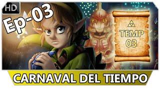 Cronología de Zelda: Línea del Héroe Niño 03 - Carnaval del Tiempo | NDeluxe