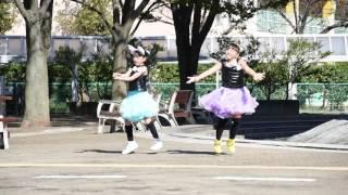久喜市PRビデオにも出演の久喜東キッズダンスのメンバー2人による踊って...