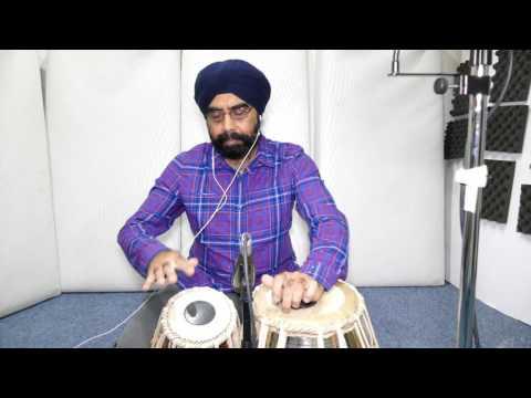 Gerua Tabla Cover - Tej Singh