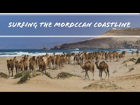 Roadtrip to Africa - Surfing the Moroccan Coastline / Third Chapter