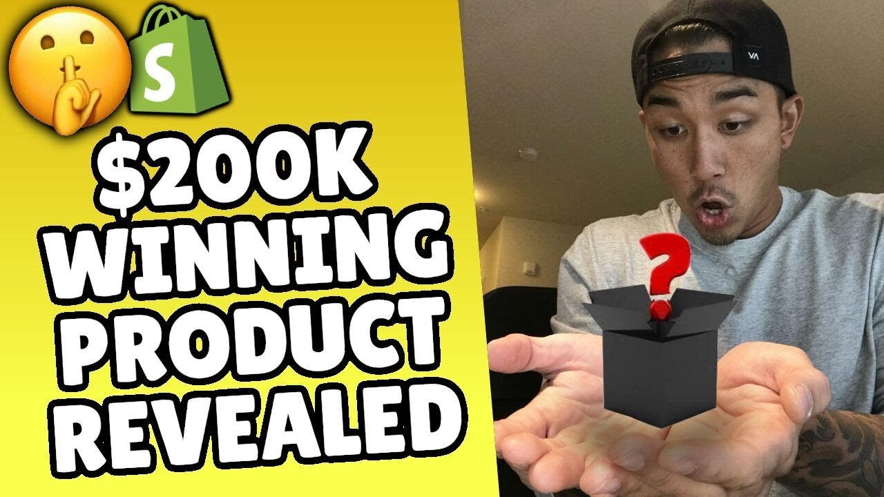Showing You A WINNING Shopify Dropshipping Product ($250k+ & Still Going!)
