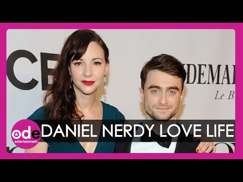 Daniel Radcliffe Opens Up about Love Life