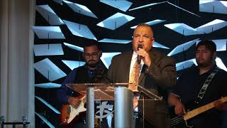 Pastor Jimmy Robles-