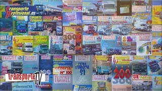 Revista Transporte Profesional número 400