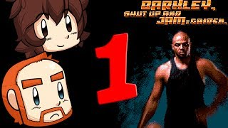 Best Friends Play Barkley Shut Up and Jam Gaiden (Part 1)