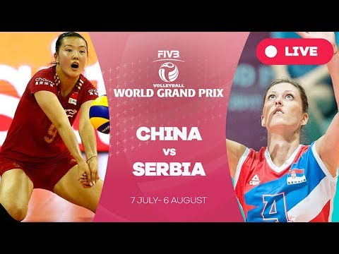 Bronze match - Group 1: 2017 FIVB Volleyball World Grand Prix