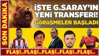Galatasaray 'dan Dev Transfer Operasyonu! I 2. Devre Başlasın!