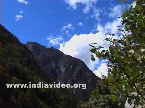 Gangotri � In the lap of the Himalayas