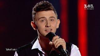 "Daniel Shvets – ""Nessun Dorma"" – Blind Audition – The Voice of Ukraine – season 9"