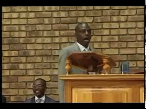 The Place Where the 7th Seal is Open/ Sermon by Pastor David of Kempton Park, RSA