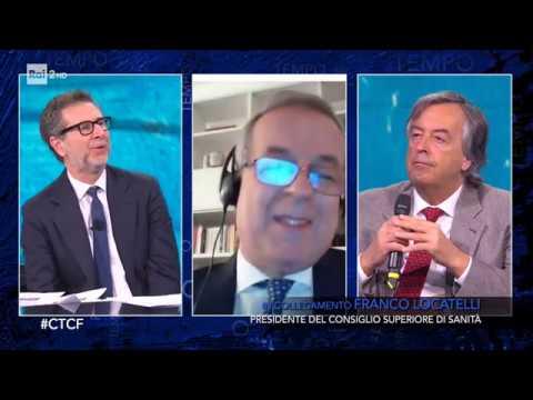 Coronavirus in Italia: gli aggiornamenti - Che tempo che fa 12/04/2020