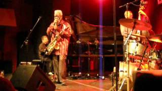 pharoah sanders - the creator has a masterplan [live in vienna, 2011]