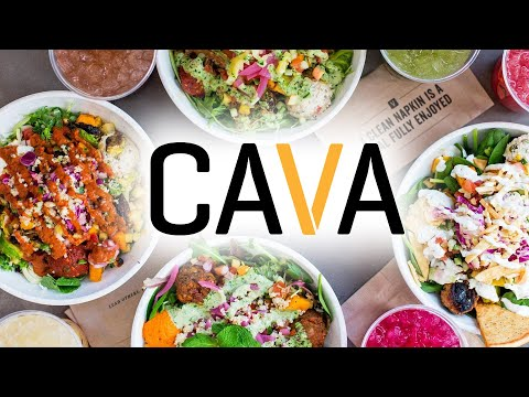 Cava Mezze Grill Chef Inspired Fast Casual Youtube