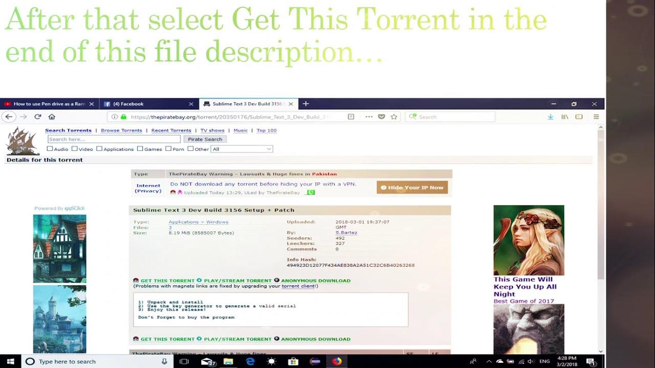 Utorrent movies download – how to download movies using utorrent.
